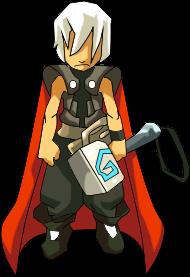 The representation of Thor