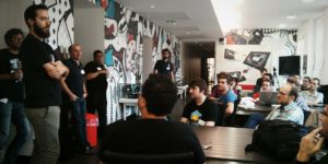 PokerChip Race: the finals at the Winamax Open Day