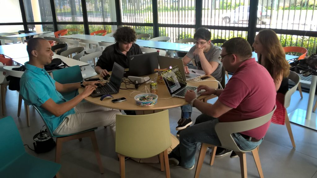 Econocom coding hub