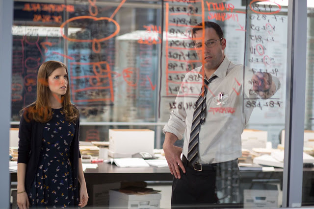 scene from the accountant movie with figures on a window
