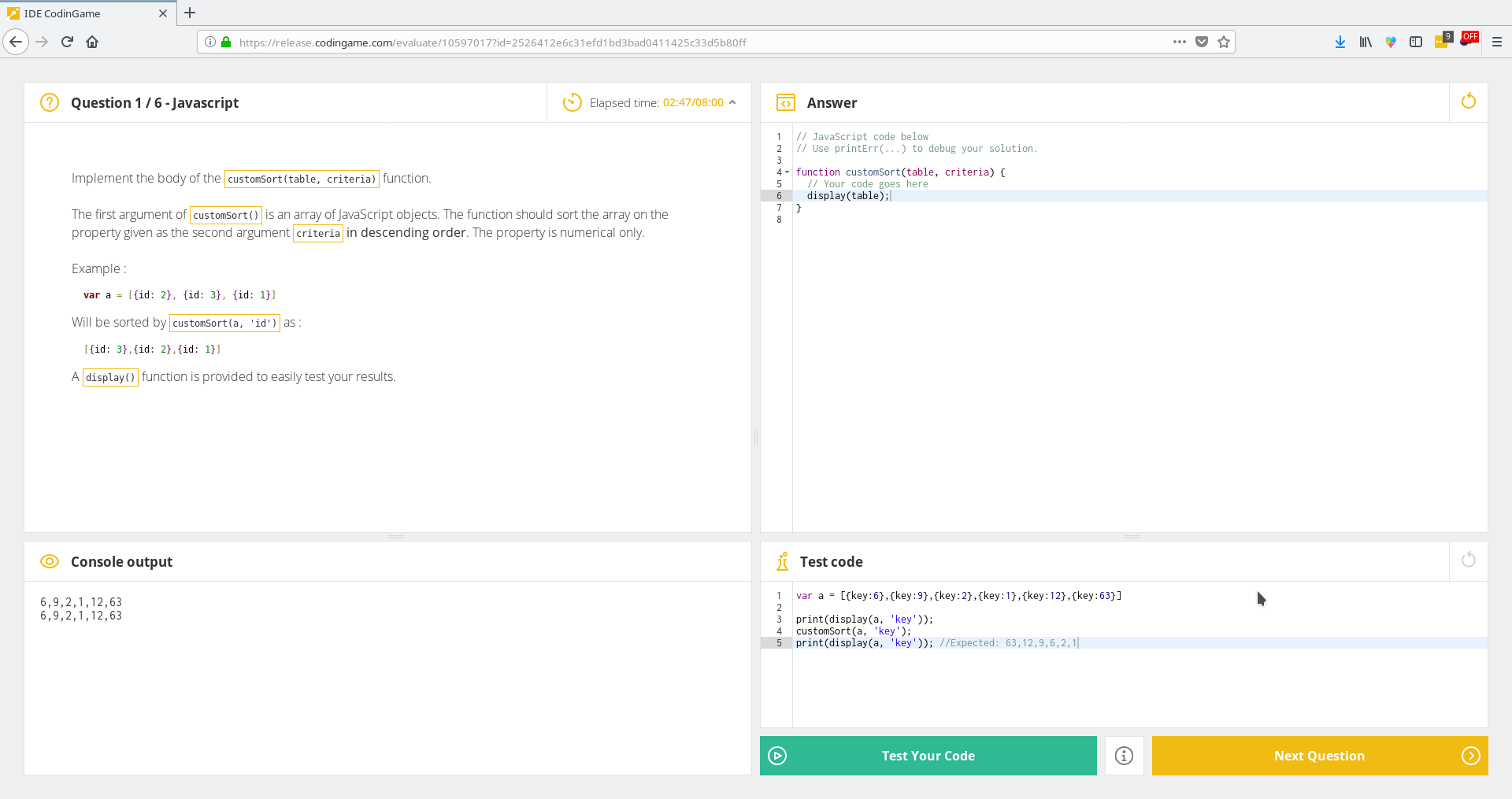 15 Tips to Make the Most of the CodinGame Platform