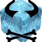 Icebox avatar, a cube of ice