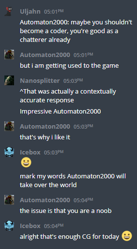 Automaton2000 is taking over the world