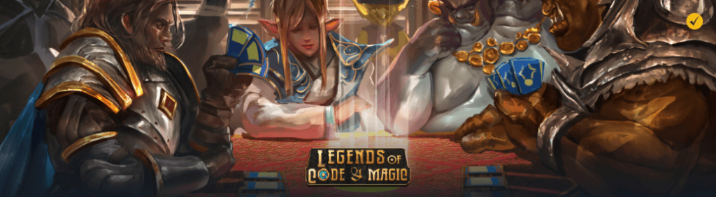 Legends of Code and Magic banner