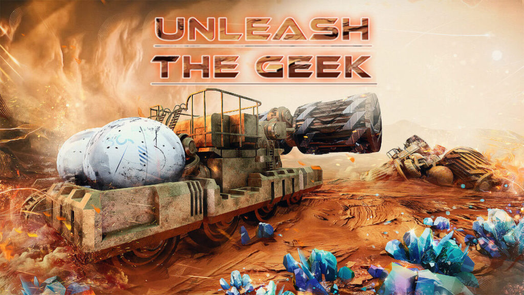 Unleash The Geek Artwork