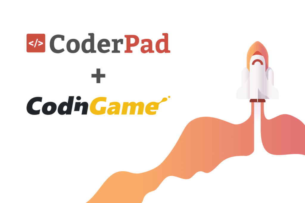 CodinGame + CoderPad