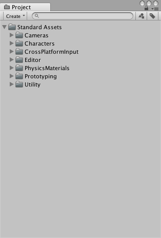 Importing Standard Assets