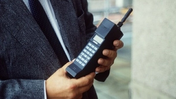 Nokia 1987 mobile phone