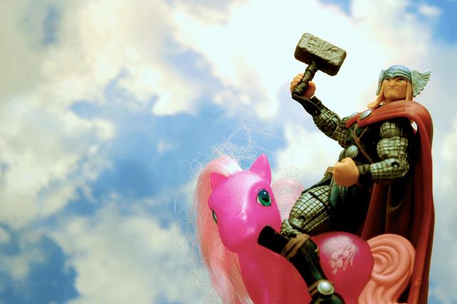 Geek culture: Thor